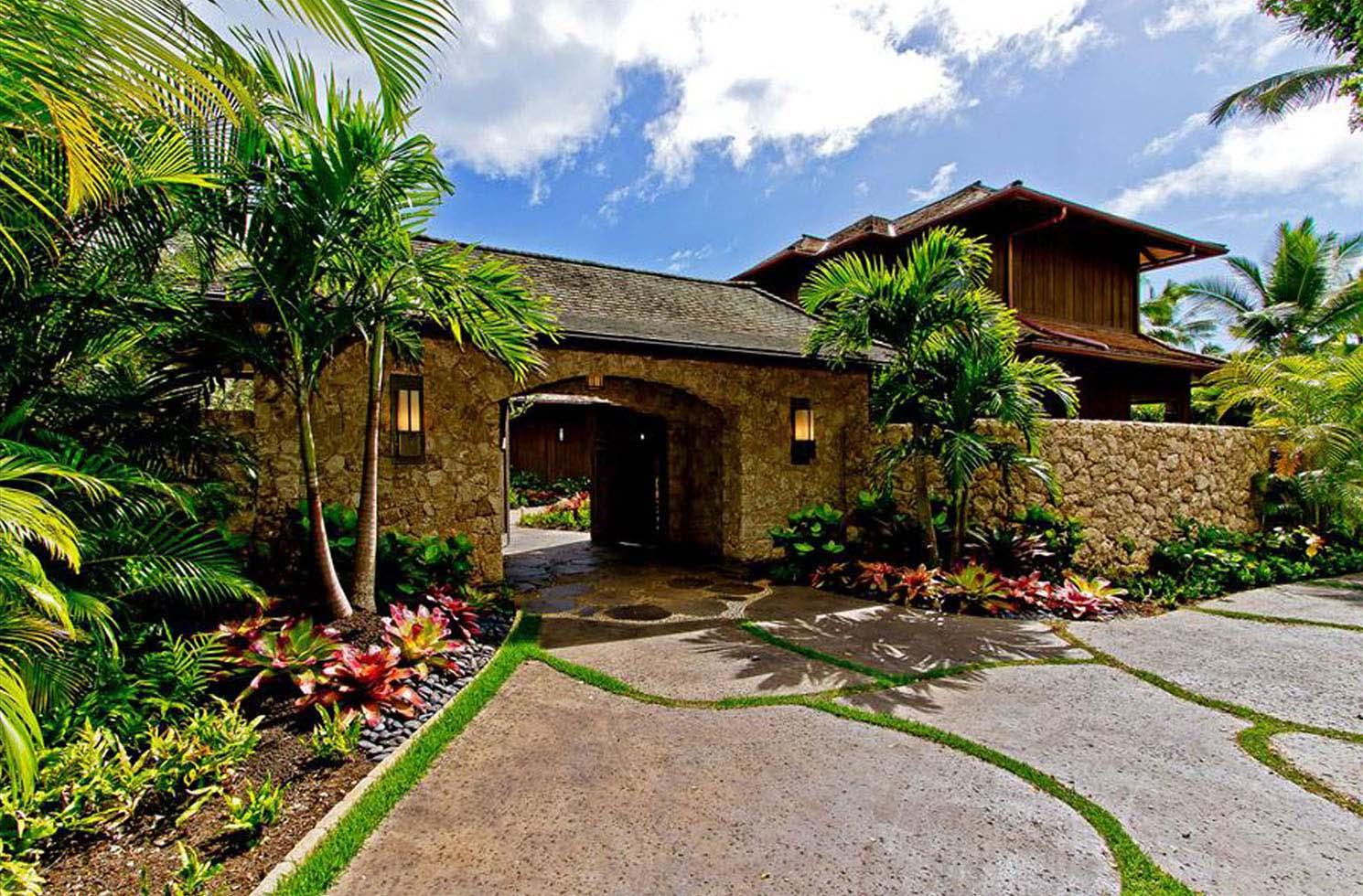 Kailua Beach Double Lot Oahu Kauai Landscape Architecture